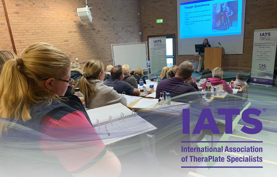 Welcome to the IATS Blog
